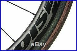 Vision Metron 55 Road Bike Wheel Set 700c Carbon Tubular Shimano 11 Speed