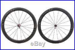 Vision Metron 55 SL Road Bike Wheel Set 700c Carbon Clincher Shimano 11 Speed