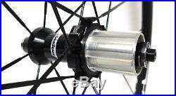 Vision Trimax 30 Road Bike Wheel Set 700c Aluminum TLR Clincher Shimano 11s New