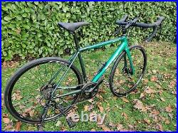 Vitus Zenium VR Hydraulic Disc Brake Shimano 105 Road Gravel Bike RRP £1295