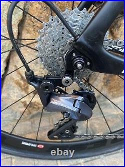 Wie NEU! PINARELLO GAN S Carbon Rennrad Shimano Ultegra 8000 Roadbike