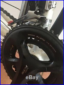 Wilier Montegrappa Road Bike Size L (56cm) Upgraded to Full Shimano 105 Groupset