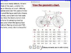Willier Triestina GT Carbon Fibre Road Bike Large. Shimano Ultegra Gran Turismo