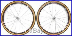 Zipp 202 Carbon Tubular 10s Wheelset 700c Cyclocross Bike Road Shimano Challenge