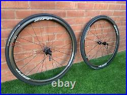 Zipp 202 Firecrest Carbon Clinchers (Shimano 10 and 11 Speed)