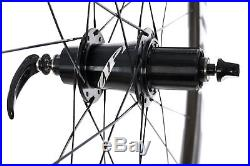 Zipp 302 Carbon Clincher Road Bike Wheel Set 700c 11s Shimano