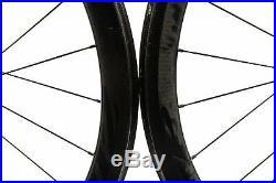 Zipp 303 Firecrest Disc Road Bike Wheelset 700c Carbon Tubular Shimano 11 Speed