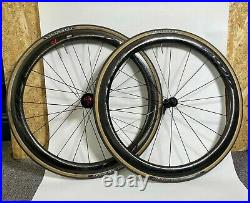 Zipp 303 Firecrest Rim Brake Carbon Clincher Wheel Set 11x Shimano SRAM FreeHub