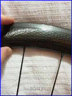 Zipp 303 firecrest Tubular wheelset 700c shimano/sram RRP