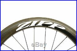 Zipp 404 Firecrest Road Bike Rear Wheel 700c Carbon Clincher Shimano 11 Speed