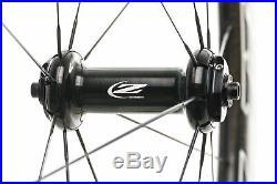 Zipp 404 Firecrest Road Bike Wheelset 700c Carbon Tubular Shimano 11 Speed