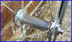 Zipp 404 Firecrest Tubular Wheelset, 9/10 Speed Shimano/Sram Freehub