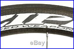 Zipp 404 Road Bike Wheel Set 700c Carbon Clincher Shimano 10 Speed