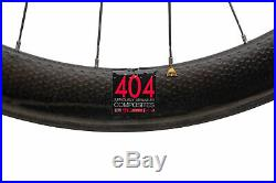 Zipp 404 Road Bike Wheel Set 700c Crbon Tubular Shimano 10 Speed