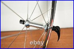 Zipp 404 Road Bike Wheelset 650c Carbon Tubular Shimano 10 Speed