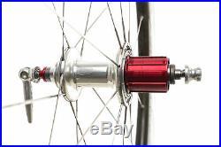 Zipp 808 Firecrest Road Bike Wheelset 700c Carbon Clincher Shimano 10 Speed