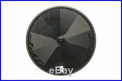 Zipp Super 9 Disc Road Bike Rear Wheel 700c Carbon Tubular Shimano 11s